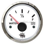 Accessori Nautica Indicatore livello acqua 240/33 Ohm bianco/lucida  [2732203]