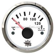 Accessori Nautica Indicatore temperatura acqua 40/120 gradi bianco/lucida  [2732208]