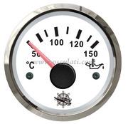 Accessori Nautica Indicatore temperatura olio 50/150 gradi bianco/lucida  [2732209]