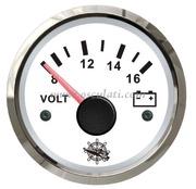 Accessori Nautica Voltmetro 8/16 V bianco/lucida  [2732214]