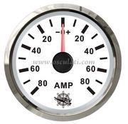 Accessori Nautica Amperometro con shunt 80 A bianco/lucida  [2732224]