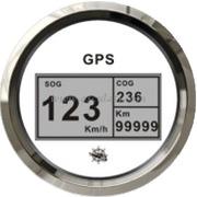 Accessori Nautica Log con bussola e totalizzatore GPS bianco/lucida  [2778101]