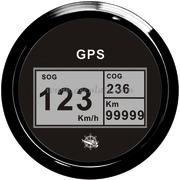 Accessori Nautica Log con bussola e totalizzatore GPS nero/nera  [2778102]