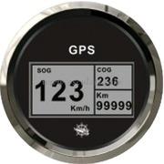 Accessori Nautica Log con bussola e totalizzatore GPS nero/lucida  [2778103]