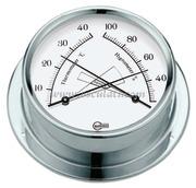 Accessori Nautica Igro/termometro Barigo Regatta bianco  [2836503]