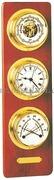 Tavoletta Barigo baro/termo/igrometro e orologio