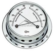 Accessori Nautica Igro/termometro Barigo Tempo S cromato  [2868003]