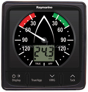 Accessori Nautica Display analogico Wind Raymarine i60  [2959301]