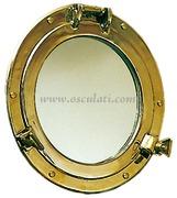 Specchio ad oblò OLD MARINA