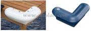 Protezione per pontili/banchine in morbido EVA stampato ad iniezione pieni all interno