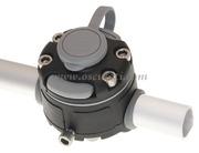 Accessori Nautica Lock per fissaggio su tubo Ø22/25 nero  [3430204]