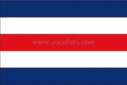 Accessori Nautica Bandiera lettera C 20 x 30 cm  [3544501]
