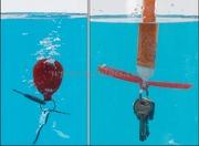 Portachiavi autogonfiabile Flo-Up  [3583000]Accessori Nautica