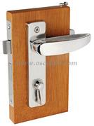 Con serratura YALE esterna, blocco dall interno