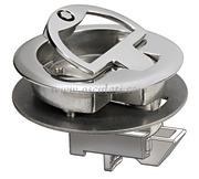 Alzapagliolo inox + serratura  [3815208]Accessori Nautici