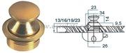 Accessori Nautica Pomello ot.lu. mm 13  [3818104]<br/><font color=#962308>Quantità Minima: 2 pezzi (5.99€ al p.zo) </font>