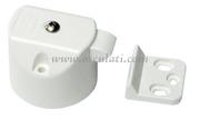 Scrocchetto Push Knob per antine e cassetti Sugatsune Pkl-08