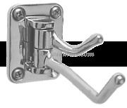 Accessori Nautica Appendiabiti inox 2ganci 38x53  [3831300]