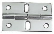 Cerniera in acciaio inox 80x50