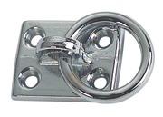 Anello snodato br.crom. 35 mm