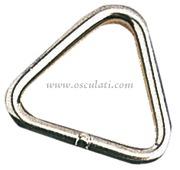 Anello triangolare per zerli