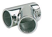 Giunto inox T 60 gradi 22 mm  [4111422]Accessori Nautici<br/><font color=#962308>Quantità Minima: 2 pezzi (8.12€ al p.zo) </font>
