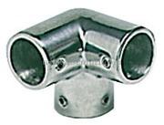 Angolare inox 3 vie 90 gradi 22 mm  [4112122]Accessori Nautici