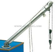 Accessori Nautica Gruetta telescopica lega leggera max 280 kg  [4235400]