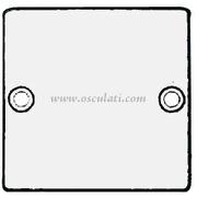 Accessori NauticiAnodo MERCURY /MARINER /MERCRUISERAnodo a placca rettangolare per gruppi poppieri, utilizzabile anche per altri impieghi, da avvitare, mm 65x65x10 (rif. orig. 34762A1)