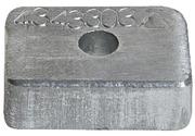 Accessori NauticiAnodo MERCURY /MARINER /MERCRUISERAnodo Mercury 4/5/6 HP (rif. orig. 875208) - Zinco<br/><font color=#962308>Quantità Minima: 2 pezzi (6.85€ al p.zo) </font>
