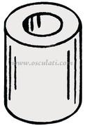 Accessori NauticiAnodo MERCURY /MARINER /MERCRUISERAnodo 9,9 HP a 4 tempi fuoribordo, mm 15x13 (rif. orig. 825435)