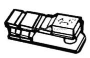 Terminale L26 per cavi C22  [4502600]Accessori Nautica