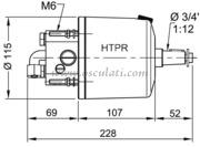 Pompa Vetus FB HTP2010R  [4503542]Accessori Nautica
