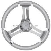 Volante B inox/grigio 350 mm  [4513602]Accessori Nautici