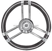 Volante C inox/carbonio 350 mm  [4513705]Accessori Nautici