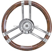 Volante C inox/radica 350 mm  [4513706]Accessori Nautici