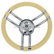 Volante C inox/avorio 350 mm  [4513707]Accessori Nautici