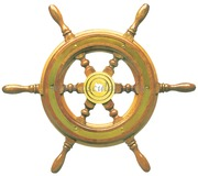 Ruota timone cm 52  [4516052]Accessori Nautici
