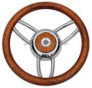 Volante Bliz legno opaco teak  [4516904]Accessori Nautici