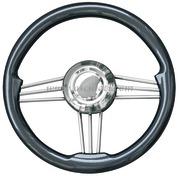 Volante inox+carbonio 350 mm  [4517535]Accessori Nautici