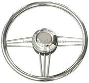 Volante inox lucido 370 mm  [4517635]Accessori Nautici