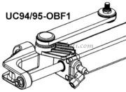 Cilindro UC94-OBF/1  [4527101]Accessori Nautica