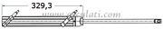 Cilindro UC68-OBS  [4527104]Accessori Nautica