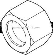 Dado con ogiva da 3/8 Gotech Ultraflex (61 CA)  [4529020]Accessori Nautica