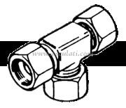 Raccordo a T 3/8 Ultraflex (TF38)  [4529023]Accessori Nautica