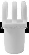 Accessori Nautica Terminale tubo 22 mm  [4662502]<br/><font color=#962308>Quantità Minima: 4 pezzi (2.1€ al p.zo) </font>