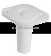 Accessori Nautica Boccola di ricambio per tendalini nylon bianco  [4662504]<br/><font color=#962308>Quantità Minima: 4 pezzi (1.59€ al p.zo) </font>