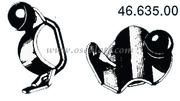 Accessori Nautica Attacco tendine  [4663500]