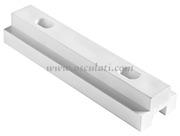 Accessori Nautica Piastrina nylon scorrevole  [4678610]<br/><font color=#962308>Quantità Minima: 4 pezzi (2.83€ al p.zo) </font>