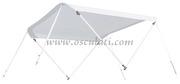 Tendina parasole TESSILMARE Shade Master HS studiata per imbarcazioni molto veloci